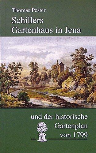 Schillers Gartenhaus in Jena und der historische Gartenplan von 1799