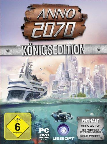 ANNO 2070 (Königsedition)