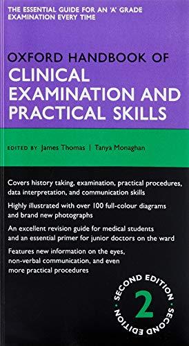 Oxford Handbook of Clinical Examination and Practical Skills (Oxford Handbooks)
