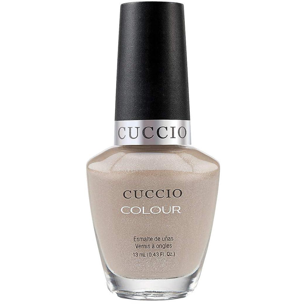 主導権展示会葉を拾うCuccio Colour Gloss Lacquer - Cream & Sugar - 0.43oz / 13ml