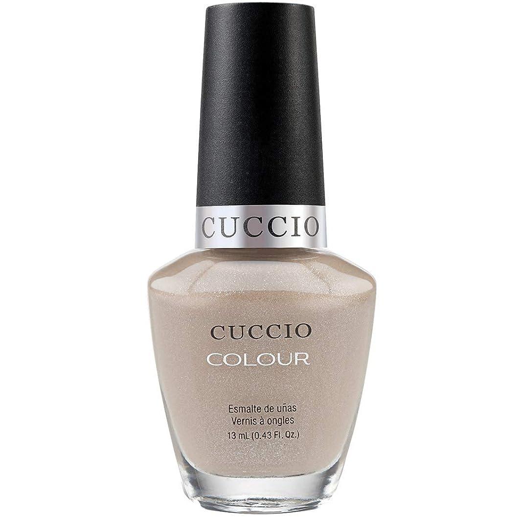 チーム愛情深い愛するCuccio Colour Gloss Lacquer - Cream & Sugar - 0.43oz / 13ml