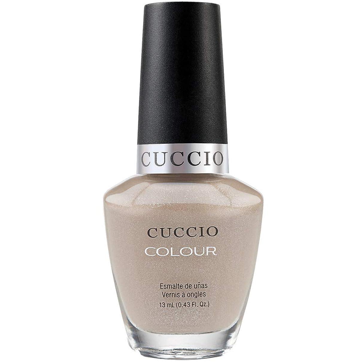 無駄撃退するおしゃれなCuccio Colour Gloss Lacquer - Cream & Sugar - 0.43oz / 13ml