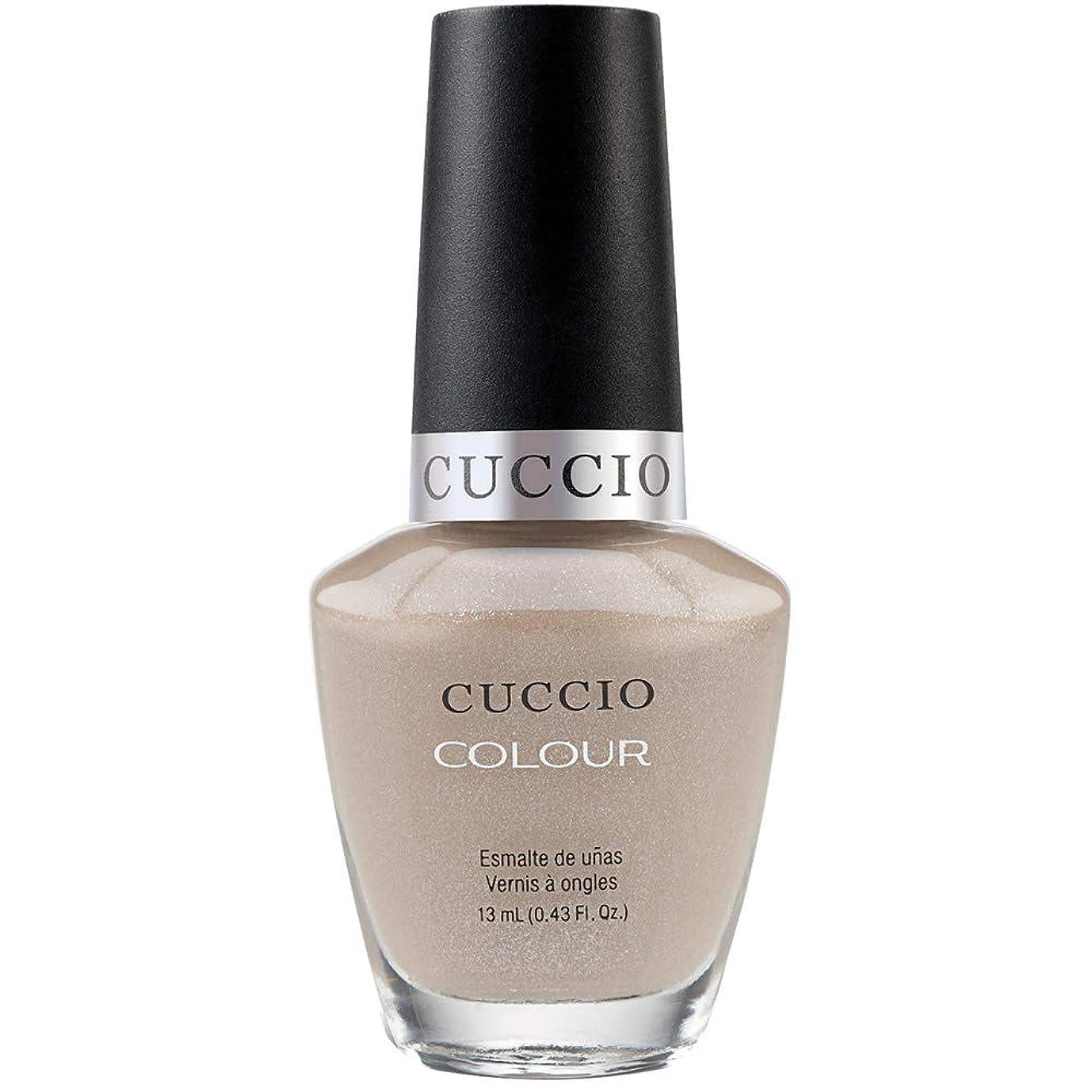 寛解キャプションお香Cuccio Colour Gloss Lacquer - Cream & Sugar - 0.43oz / 13ml