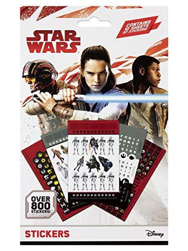 Pyramid Star Wars (Classic) 800 Sticker Set (Set Adesivi) Merchandising