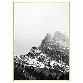 Frame It Easy 20 x 28 Gloss Gold Metal Frame  Ashford