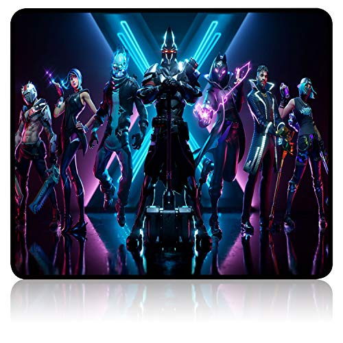 Gaming Mouse Pad Waterproof Non-Slip Mouse Pads for Computers 9.8x12x0.12inch