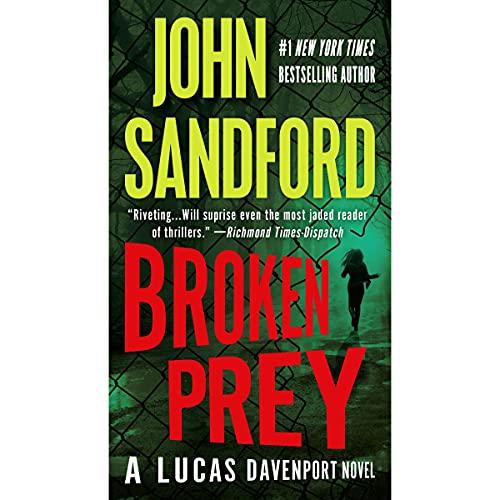 Broken Prey cover art