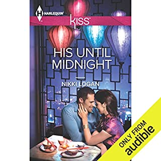 His Until Midnight audiobook cover art