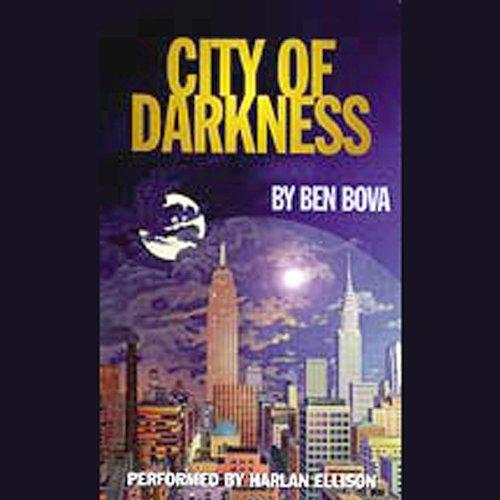 City of Darkness audiobook cover art