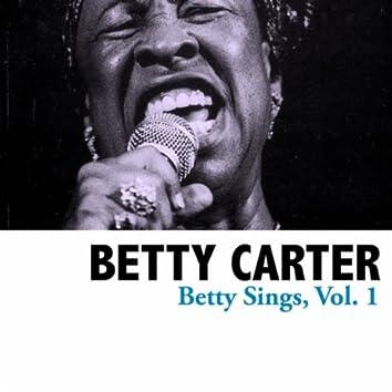 Betty Sings, Vol. 1
