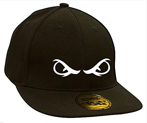 Muts Snapback Baseball Eyes Hip-Hop Rich Bad Hair Day
