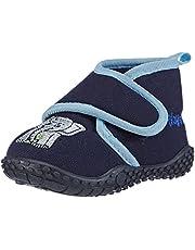 Playshoes Zapatillas Elefante, Pantuflas Unisex niños