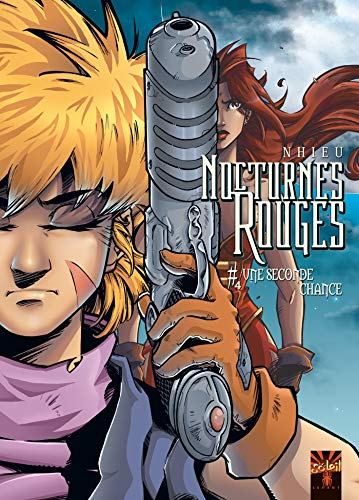 Nocturnes rouges T04: Une seconde chance