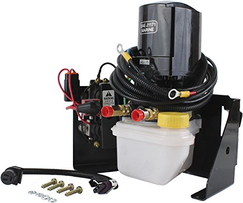 Review Of Rareelectrical NEW 12 VOLT TILT & TRIM MOTOR COMPATIBLE WITH MERCRUISER MARINE APPS 865380...
