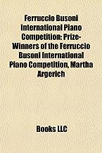 Ferruccio Busoni International Piano Competition: Prize-Winners of the Ferruccio Busoni International Piano Competition, Martha Argerich