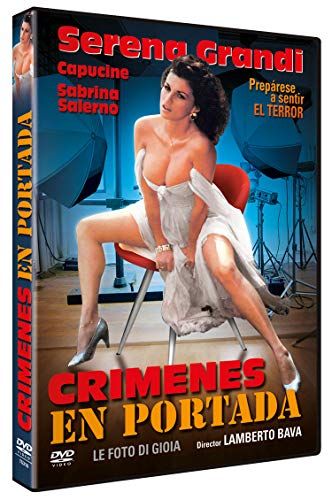 Crímenes en Portada DVD 1987 Le foto di Gioia