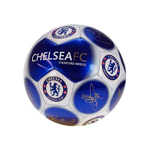 Chelsea Signature Mini - Balón de fútbol Unisex (Talla 1)