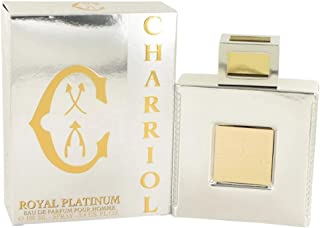 Royal Platinum By Charriol For Men - Eau De Parfum, 100 ml