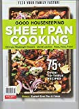 SHEET PAN COOKING RECIPES HEARST GOOD HOUSEKEEPING MAGAZINE 2020