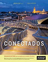 Conectados (with Communication Manual, Enhanced and iLrn Heinle Learning Center, 4 terms (24 months) Printed Access Card) (World Languages)