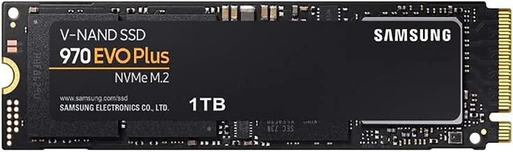 Samsung 1TB 970 EVO Plus M.2 Internal Solid State Drive