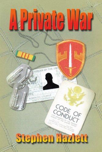 Book: A Private War by Stephen Hazlett