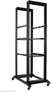 Raising Electronics 42U Open Frame Network Server Rack 32