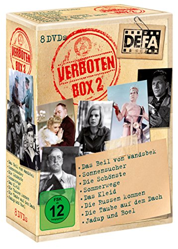 Verboten - Box 2 [8 DVDs]