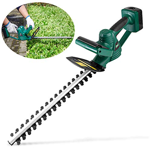 Find Bargain Mgcdd-Car Organizer Hedge Trimmer 18V Lithium Ion Battery Pruning Tool Power Tool Can B...