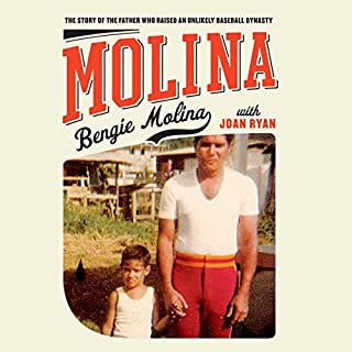 Molina audiobook cover art