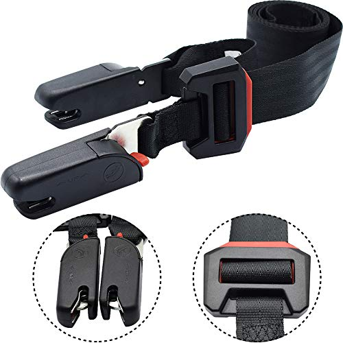 Innokids Child Car Seat General ISOFIX Interface Belt Latch for Children's Safety Seat & Booster