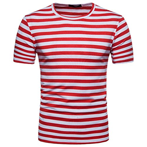 FAMILIZO Camisetas Manga Corta Hombre Moda Camisetas