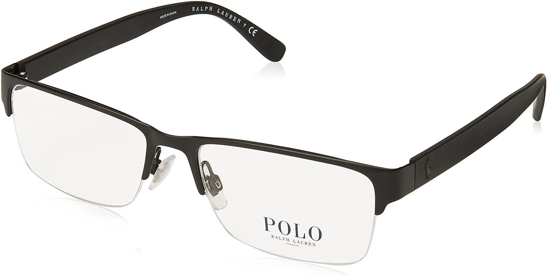 Polo San Jose Mall Ralph Miami Mall Lauren Men's Rectangular Prescription Ph1164 Eyewear