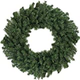 Darice 24' Canadian Pine Artificial Christmas Wreath - Unlit