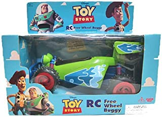 TOY Story R C Free Wheel Buggy by Thinkway Toys