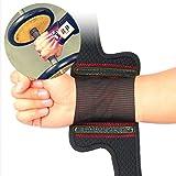 Blink and Dream Protège-poignets pour sport en salle, haltérophilie, callisthénie, barre de traction, crossfit, barres parallèles, banc de musculation, Bodybuilding, powerlifting fitness