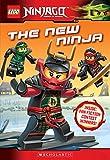 The New Ninja (LEGO Ninjago: Chapter Book #9) (English Edition)