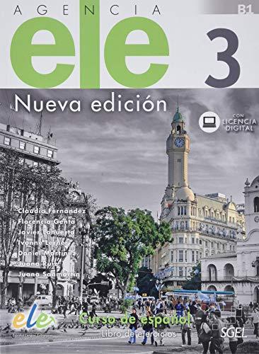 Agencia ELE 3 libro de ejercicios. Nueva edición. (Agencia ELE (Nueva Edicion))