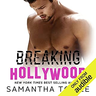 Breaking Hollywood audiobook cover art