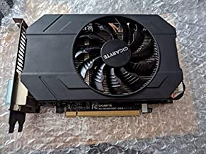 Cailiaoxindong Used GIGABYTE Graphics Card GTX 960 2GB 128Bit GDDR5 Video Cards for nVIDIA VGA Cards Geforce GTX960 Dvi Hdmi Used gameGV-N960IX