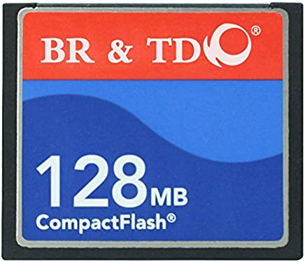 Compact Flash Memory Card BR&TD ogrinal Camera Card 128mb