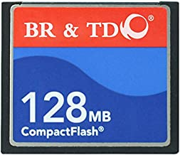 Compact Flash Memory Card BR&TD ogrinal Camera Card 128mb