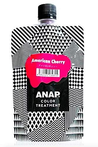 ANAP(アナップ) ANAP カラートリートメント パウチ アメリカンチェリー ふつう 150グラム (x 1)