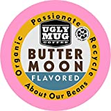 Ugly Mug Coffee Signature Organic Flavored Single Serve K-Cups Pods | Buttermoon, 96 Pack