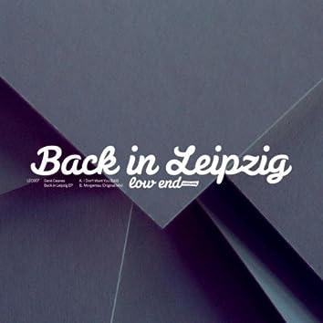 Back in Leipzig EP