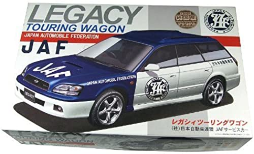 [18852] Legacy Touring Wagon JAF Service Car Specials Vehicle Series No.1 by Fujimi
