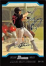 Juan Gutierrez autographed Baseball Card (Baltimore Orioles) 2004 Bowman First Year Rookie #283