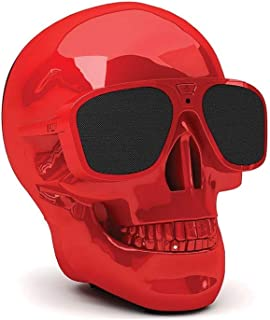 Jarre AeroSkull HD+ Glossy Red Wireless Bluetooth Speaker
