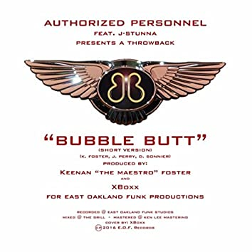 Bubble Butt (Short Version) [feat. Stunna]