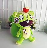 Super Quality Stuffed Toy Happy Tree Friends Anime Plush Nutty Dolls Plush Toys 38Cm